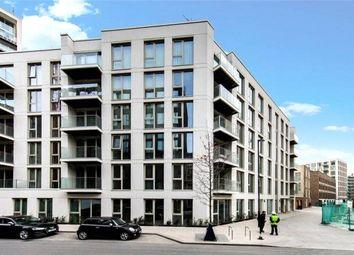 Thumbnail 3 bed flat for sale in Liner House, Schooner Road, London