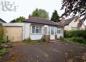 Thumbnail 2 bed detached bungalow for sale in College Road, Perry Barr, Birmingham