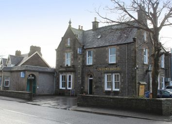 Thumbnail Hotel/guest house for sale in The Queens Hotel, 16 Francis Street, Wick, Caithness