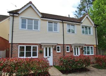 Thumbnail 3 bed semi-detached house for sale in Deer Way, Horsham