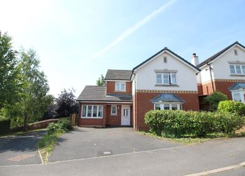 Thumbnail 4 bed detached house for sale in Standingstone Heights, Wigton