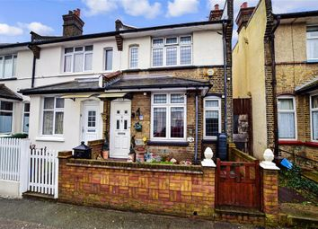 Thumbnail 2 bed end terrace house for sale in Hazel Road, Erith, Kent