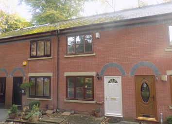 Thumbnail 2 bed terraced house for sale in Thistledown Close, Eccles, Manchester