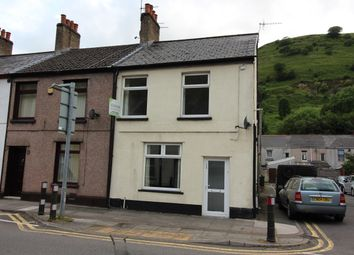 Thumbnail 3 bedroom end terrace house to rent in Marine Street, Ebbw Vale