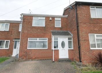 Thumbnail 3 bed terraced house for sale in Hedgehope Road, Newbiggin Hall, Newcastle Upon Tyne