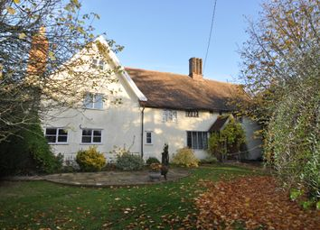 Thumbnail 6 bed detached house for sale in Gislingham Road, Finningham, Stowmarket