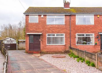 Thumbnail 3 bed semi-detached house for sale in Angus Avenue, Leigh, Lancashire