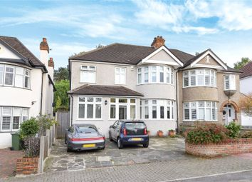 Thumbnail 5 bed semi-detached house for sale in The Grove, West Wickham