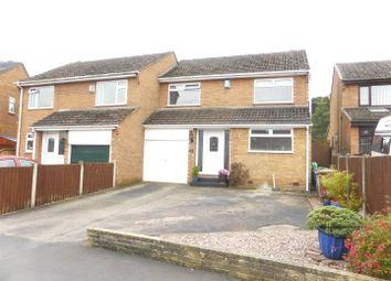 Thumbnail 4 bed semi-detached house for sale in Millfield Close, Bebington
