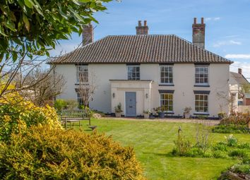 Thumbnail 4 bed detached house for sale in White Hart Street, East Harling, Norwich, Norfolk