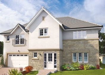"Thumbnail 5 bedroom detached house for sale in ""The Kennedy"" at Viewbank Avenue, Bonnyrigg"