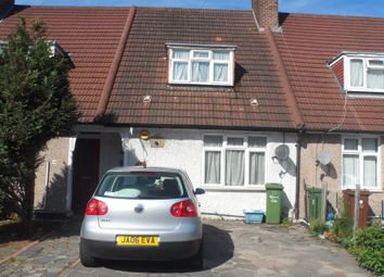 Thumbnail 1 bed terraced house to rent in Hynton Road, Romford