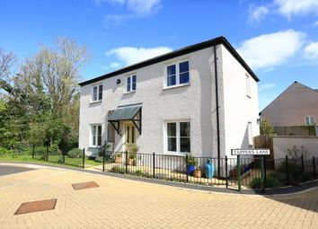 Thumbnail 4 bedroom detached house for sale in Tappers Lane, Yealmpton, Plymouth