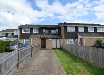 Thumbnail 3 bed terraced house for sale in Wetherby Gardens, Totton