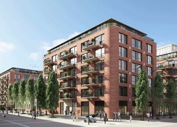 Thumbnail 1 bed flat for sale in Duke Of Wellington Avenue, Arsenal Riverside, Woolwich