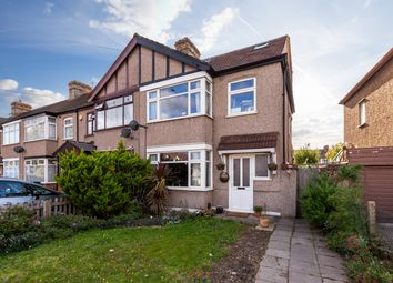 Thumbnail 4 bed end terrace house for sale in Baron Gardens, Barkingside, Ilford