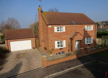 Thumbnail 4 bed detached house for sale in Sampey Way, Billingborough, Sleaford