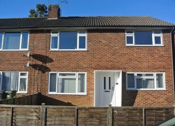 Thumbnail 2 bed flat to rent in Halliday Close, Basingstoke