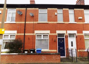 Thumbnail 3 bed terraced house for sale in Sandbach Road, Reddish, Stockport