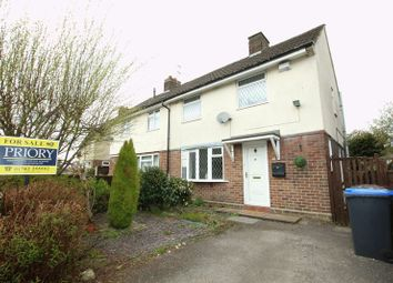 Thumbnail 2 bedroom semi-detached house for sale in St. Johns Road, Biddulph, Stoke-On-Trent
