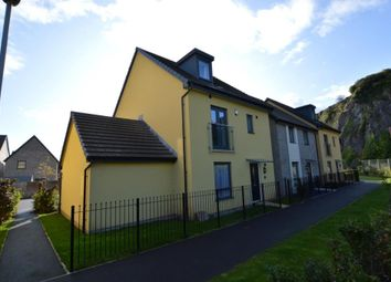 Thumbnail 4 bed detached house to rent in Tram Walk, The Moorings, Plymouth, Devon