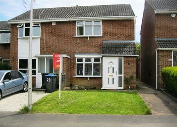 Thumbnail 2 bed terraced house to rent in Sywell Leys, Rugby, Warwickshire