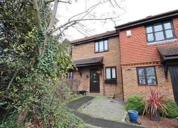 Thumbnail 2 bed terraced house to rent in Broad Hinton, Twyford