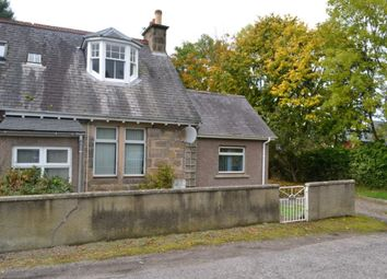 Thumbnail 2 bed semi-detached house for sale in The Neuk, Invererne Road, Forres, Moray