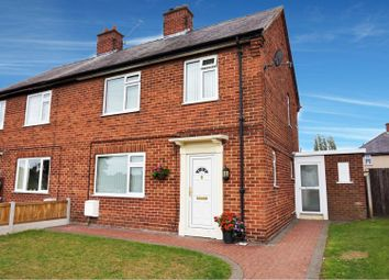 Thumbnail 3 bed semi-detached house for sale in Alyndale, Wrexham