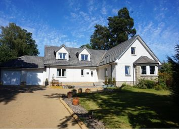 Thumbnail 5 bed detached house for sale in Coupar Angus Road, Blairgowrie