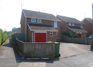 Thumbnail 4 bedroom detached house to rent in Mountbatten Drive, Leverington, Wisbech