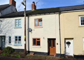 Thumbnail 2 bed terraced house for sale in Crow Bridge, Cullompton, Devon