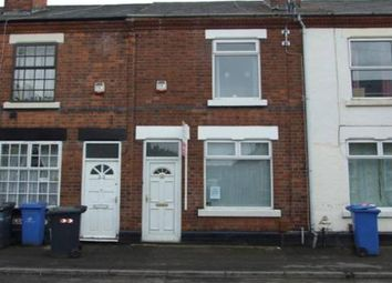 Thumbnail 3 bed terraced house for sale in Holcombe Street, Derby