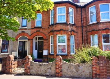 Thumbnail 3 bed terraced house for sale in Kingsway, Harwich
