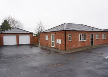 Thumbnail 4 bed detached bungalow for sale in Louth Road, Horncastle