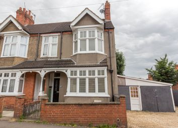 Thumbnail 4 bed end terrace house for sale in Upper Havelock Street, Wellingborough