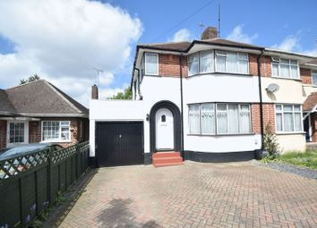 Thumbnail 4 bed semi-detached house to rent in Felstead Way, Luton