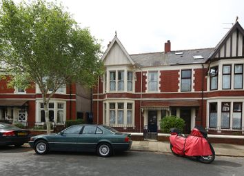Thumbnail 4 bed end terrace house for sale in Kimberley Road, Penylan, Cardiff