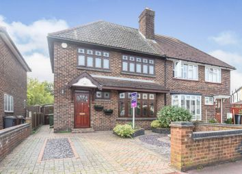 Thumbnail 3 bed semi-detached house for sale in Woodbridge Road, Barking