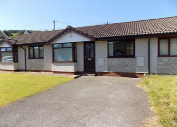 Thumbnail 2 bed bungalow for sale in Cwm Farteg, Bryn, Port Talbot, Neath Port Talbot.