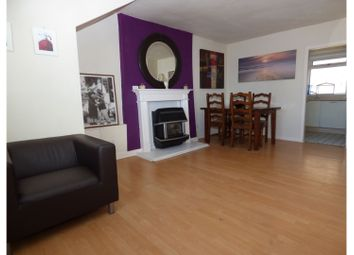 Thumbnail 3 bed flat for sale in James Park, Burntisland