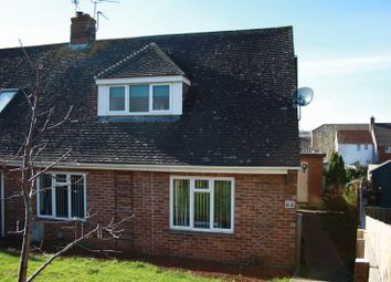 Thumbnail 2 bed semi-detached house for sale in Green Close, Sturminster Newton