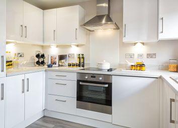 "Thumbnail 1 bedroom flat for sale in ""Stroud"" at Carters Lane, Kiln Farm, Milton Keynes"