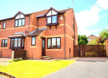 Thumbnail 2 bed semi-detached house to rent in Wetherby Drive, Swallownest, Sheffield