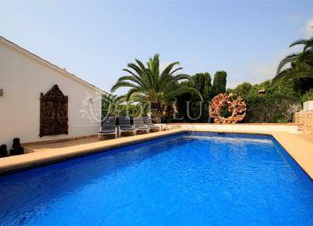 Thumbnail 5 bed villa for sale in 03724, Moraira, Alicante, Valencia, Spain
