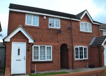 Thumbnail 3 bed mews house for sale in Harrison Close, Warrington, Warrington