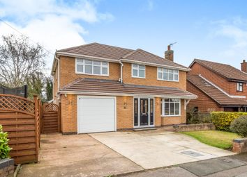 Thumbnail 4 bed detached house for sale in Philip Avenue, Nuthall, Nottingham