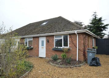 Thumbnail 4 bed semi-detached house for sale in Bracey Avenue, Sprowston, Norwich