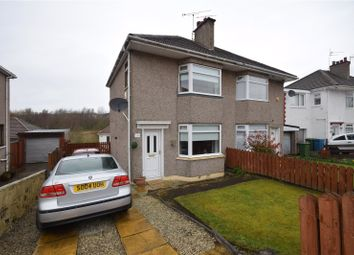 Thumbnail 2 bed semi-detached house for sale in Viewfield Avenue, Garrowhill, Glasgow