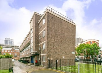 Thumbnail 1 bed flat for sale in Thoresby Street, Islington